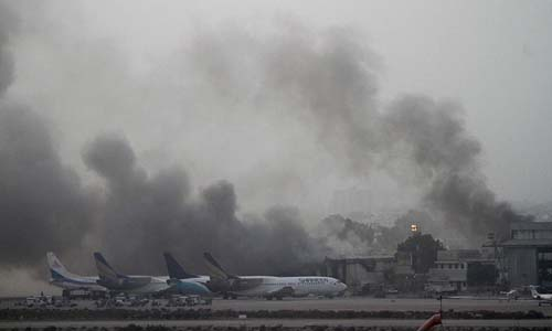 TTP Claims Attack On Karachi Airport