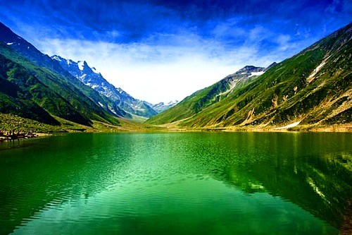 Lake Saiful Muluk Kaghan Valley