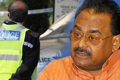 London Police Wants Names of Three for Visiting Altaf Hussain