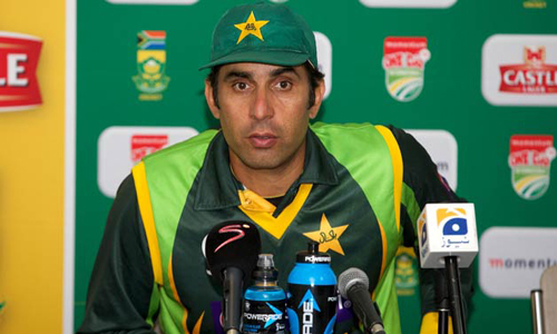 Misbah-ul-Haq Wants PCB to Groom Future Captains