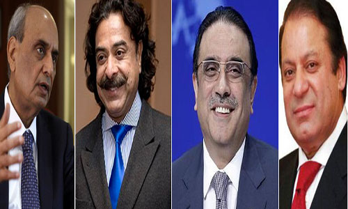 Top 10 Richest Pakistanis of 2014