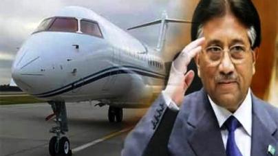 SHC Orders Lifting of Musharraf Travel Ban