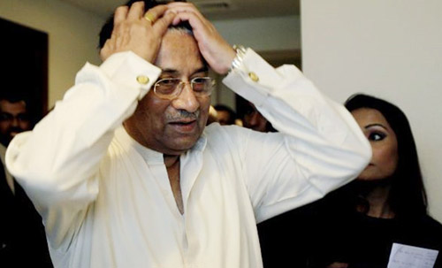 Musharraf ECL Case Hearing to Resume Today