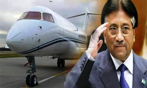 SHC allows Musharraf