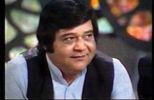 Death Anniversary of Legendary Comedian Nanna Being Observed