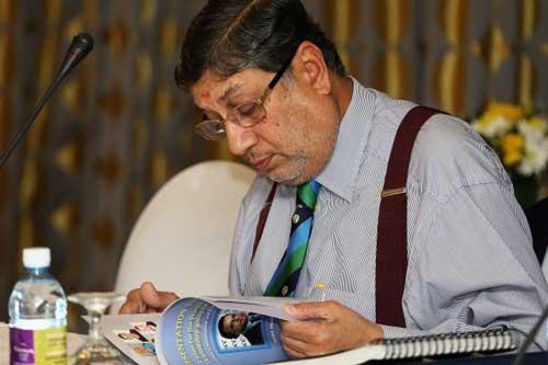 Srinivasan ICC Chairman
