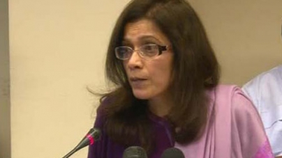 Nargis Sethi Takes Power Ministry's Charge