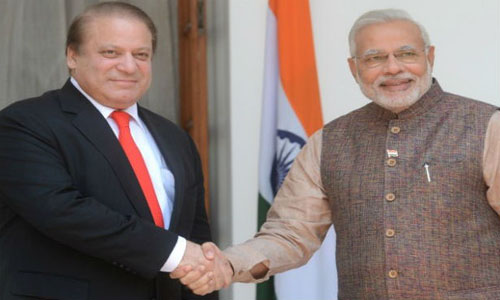 Narendra Modi replies to PM Nawaz Sharif letter