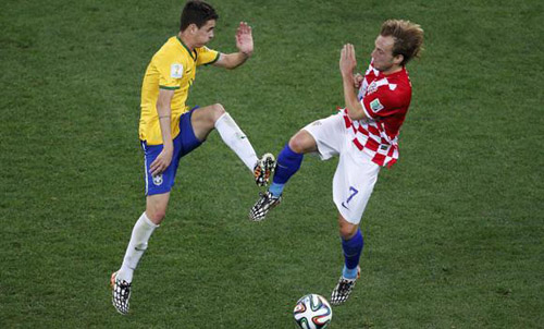 Neymar leads Brazil to Victory in World Cup Opener