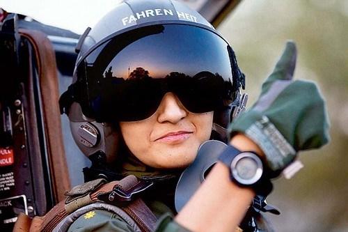 Ayesha Farooq Pakistan Army