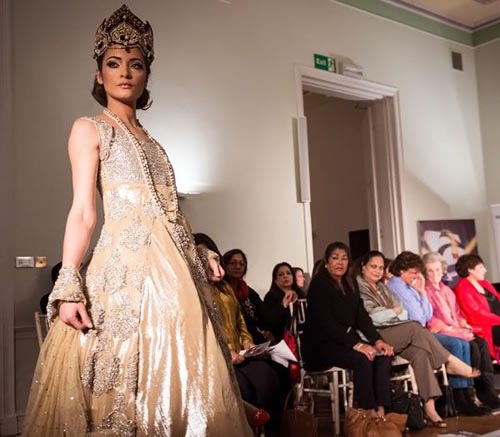 Pakistani designers Fashion Parade