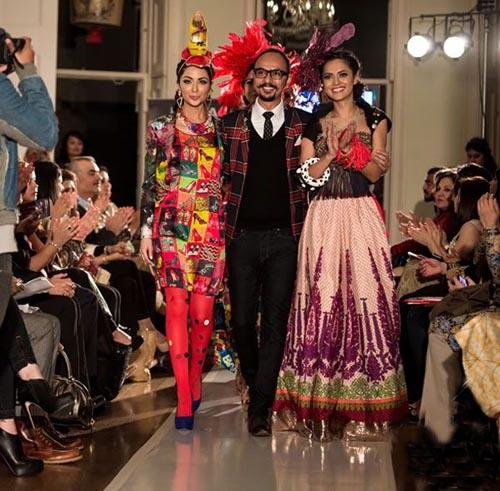 Pakistani Fashion Show London