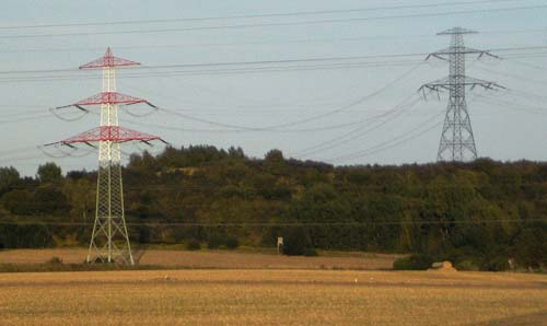Powerhouse Tripping Cuts Generation by 550MW