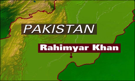 Trailer Rams into Motorbike, Rahimyar Khan