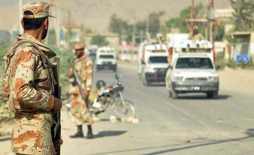 Rangers kill Militant Commander in Karachi