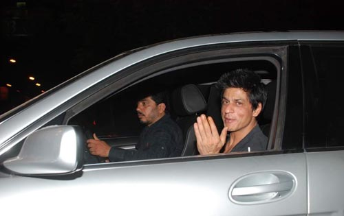Indian Superstar Shahrukh Khan's Driver Arrested for Raping Actress's Maid
