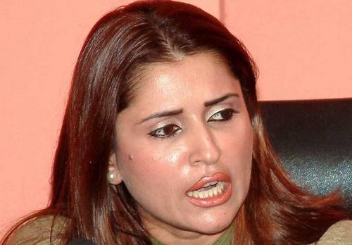 Shazia Marri style