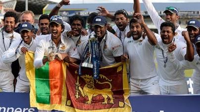 Sri Lanka Win Series Against England