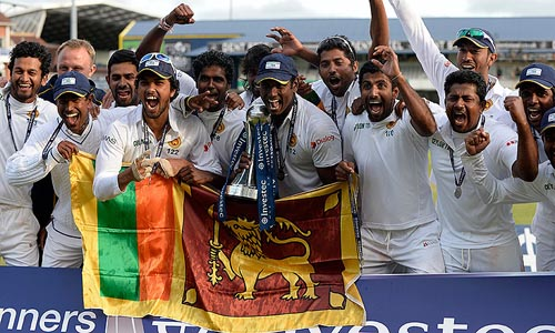Sri Lanka Win Series Against England