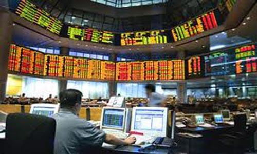 Asia shares slip