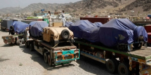 Several Vehicles Damaged in Attack Near Pak-Afghan Border Crossing