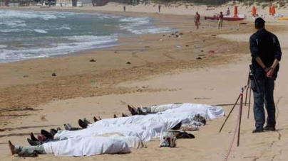 Around 30 Bodies Found in Migrant Boat: Italian Authorities