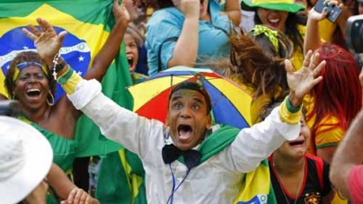 Twitter record Smashed by Brazil-Chile FIFA WC Match