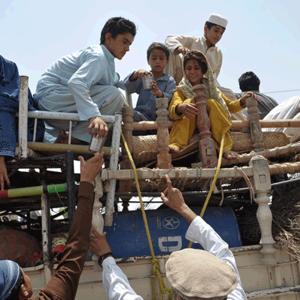 Khyber Pakhtunkhwa Governor Upset over IDPs Being Turned Back