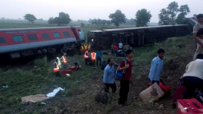Four Dead as India Train derails, Sabotage Suspected