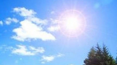 Hot, Dry Weather Forecast