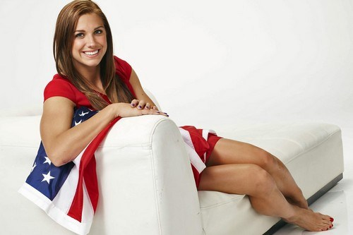 Alex Morgan pics 2014