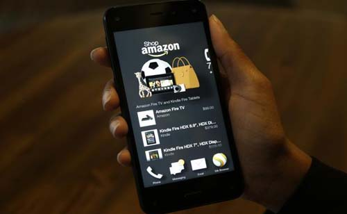 Amazon Smartphone Fails to Kindle a 'Fire' Among Reviewers