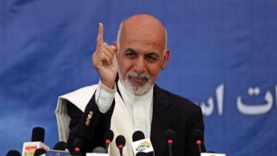 Ashraf Ghani New Afghan President Following Initial Results