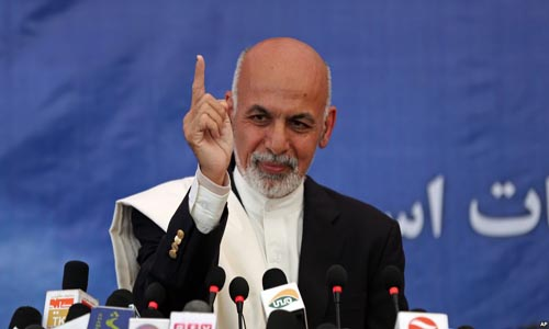 Ashraf Ghani New Afghan President Following Initial Results