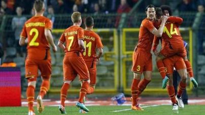 Belgium Beat USA to Make World Cup Quarter-Finals