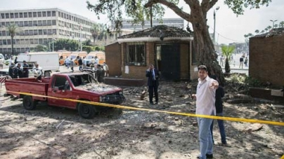 Egypt Reports Small Blast Near Cairo Military Hospital
