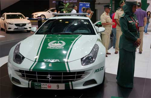 Ferrari FF Car