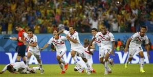 Germany Beat Brazil 7-1 to Reach World Cup Final