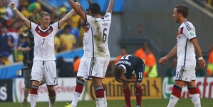 Germany Wins World Cup — Beats Argentina 1-0