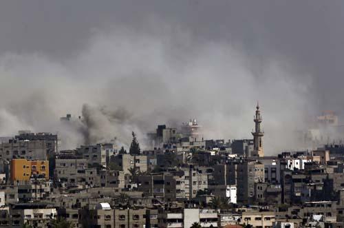 John Kerry Urges Hamas To Accept Gaza Truce Offer
