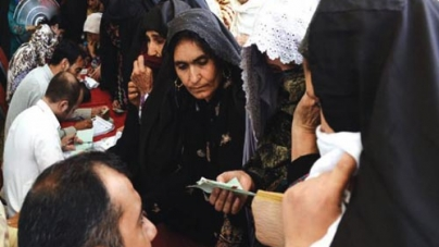 Govt Claim of 'No Foreign Aid' to IDPs Dented