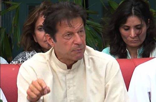 Imran Khan meet nawaz 14 august