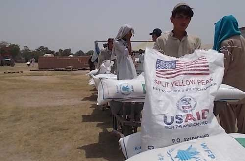 Special Eid Packages Dispatched For IDPs