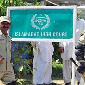 Islamabad High Court issues Notices to Military Authorities