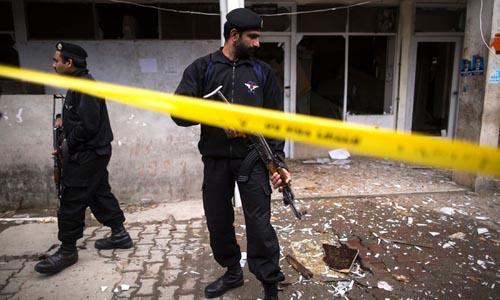 Six Hurt in Islamabad Gas Leakage Blast