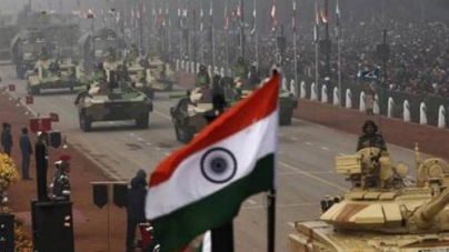 India Raises Military Spending By 12pc