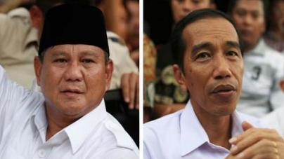 Indonesians Vote in Tight Presidential Race