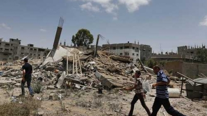 Gaza Toll Hits 172 as Israeli Campaign Enters 7th day