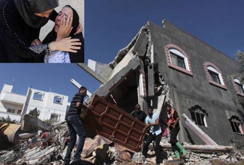 Pakistan Condemned Israeli Military Attacks on Gaza
