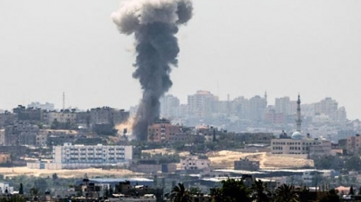 Gaza Toll at 135 On Day Five of Israeli Strikes